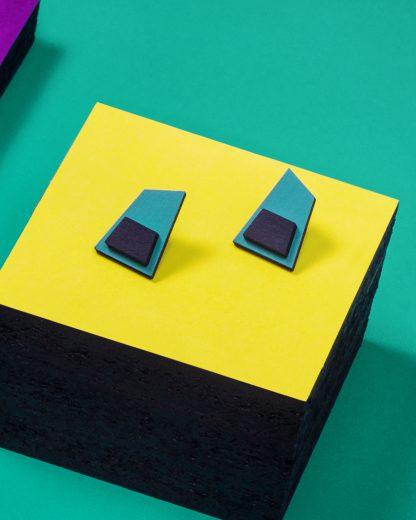 POpout Mini200 Earrings | Lasercut jewelry | Rename | Made in Belgrade