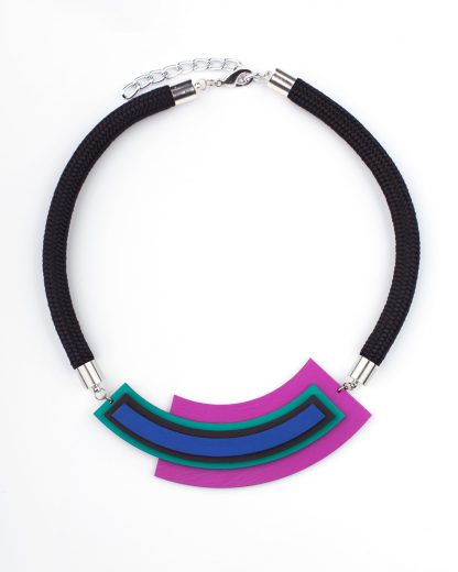 Popout necklace | Lasercut jewellery | Rename jewelry | Made in Belgrade