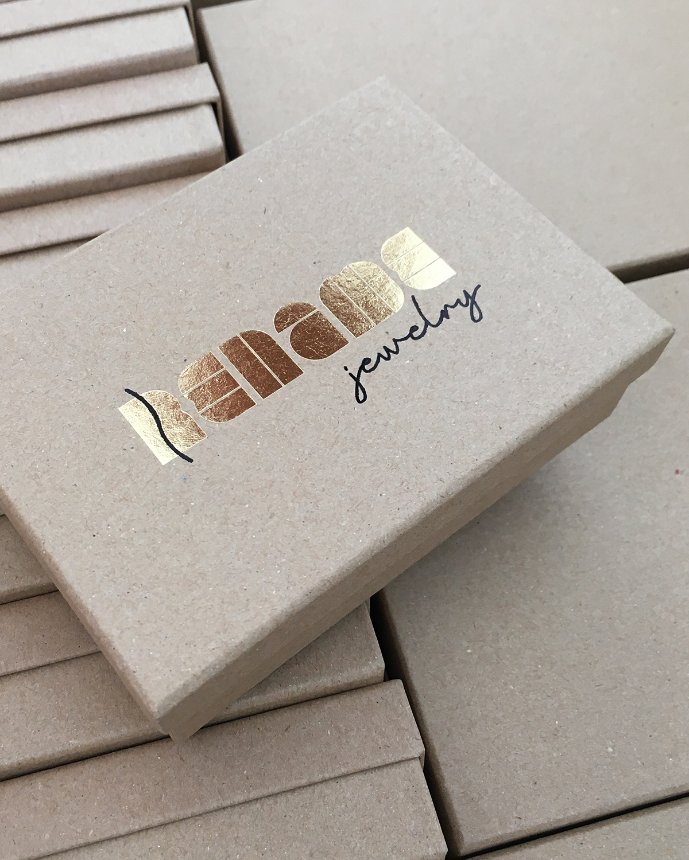 Package design | Lasercut jewelry | Rename | Made in Belgrade