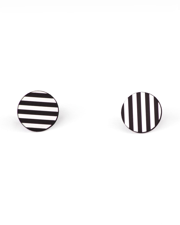 Golden rule earrings   Rename jewelry   Lasercut jewellery   Statement earrings   Made in Belgrade