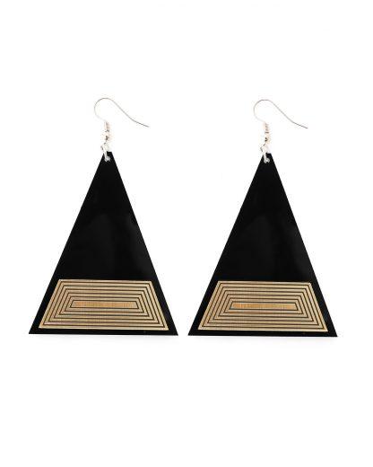 London earrings | Lasercut jewelry | Rename | Made in Belgrade
