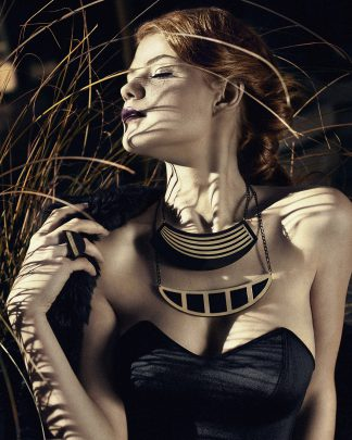 Golden rule necklace| Lasercut jewelry | Rename | Made in Belgrade