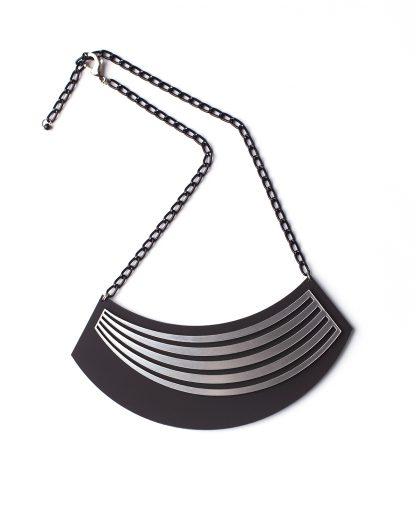 Madrid necklace   Lasercut jewelry   Rename   Made in Belgrade