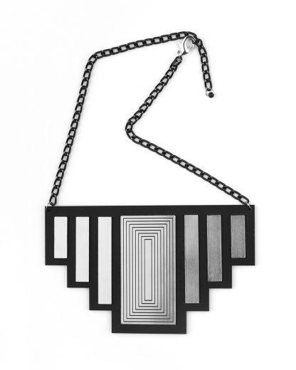 Necklaces   Lasercut jewelry   Rename   Made in Belgrade