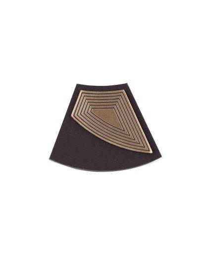 Barcelona ring | Lasercut jewelry | Rename | Made in Belgrade