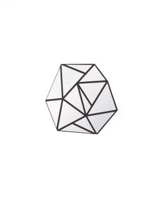 Geometric Ring | Lasercut jewelry | Rename | Made in Belgrade