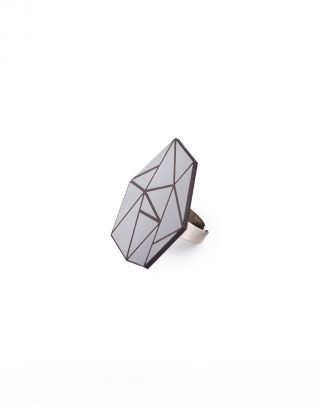 Golden rule ring | Lasercut jewelry | Rename | Made in Belgrade