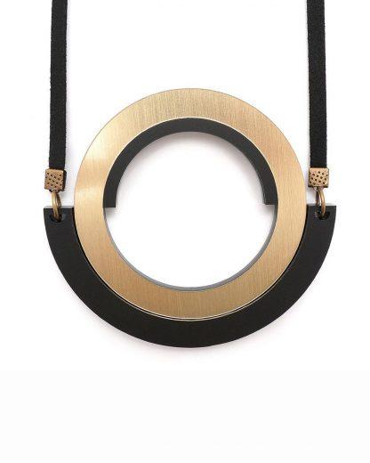 Moon necklace | Lasercut jewellery | Rename jewelry | Made in Belgrade
