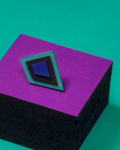 Popout ring | Lasercut jewelry | Rename | Made in Belgrade