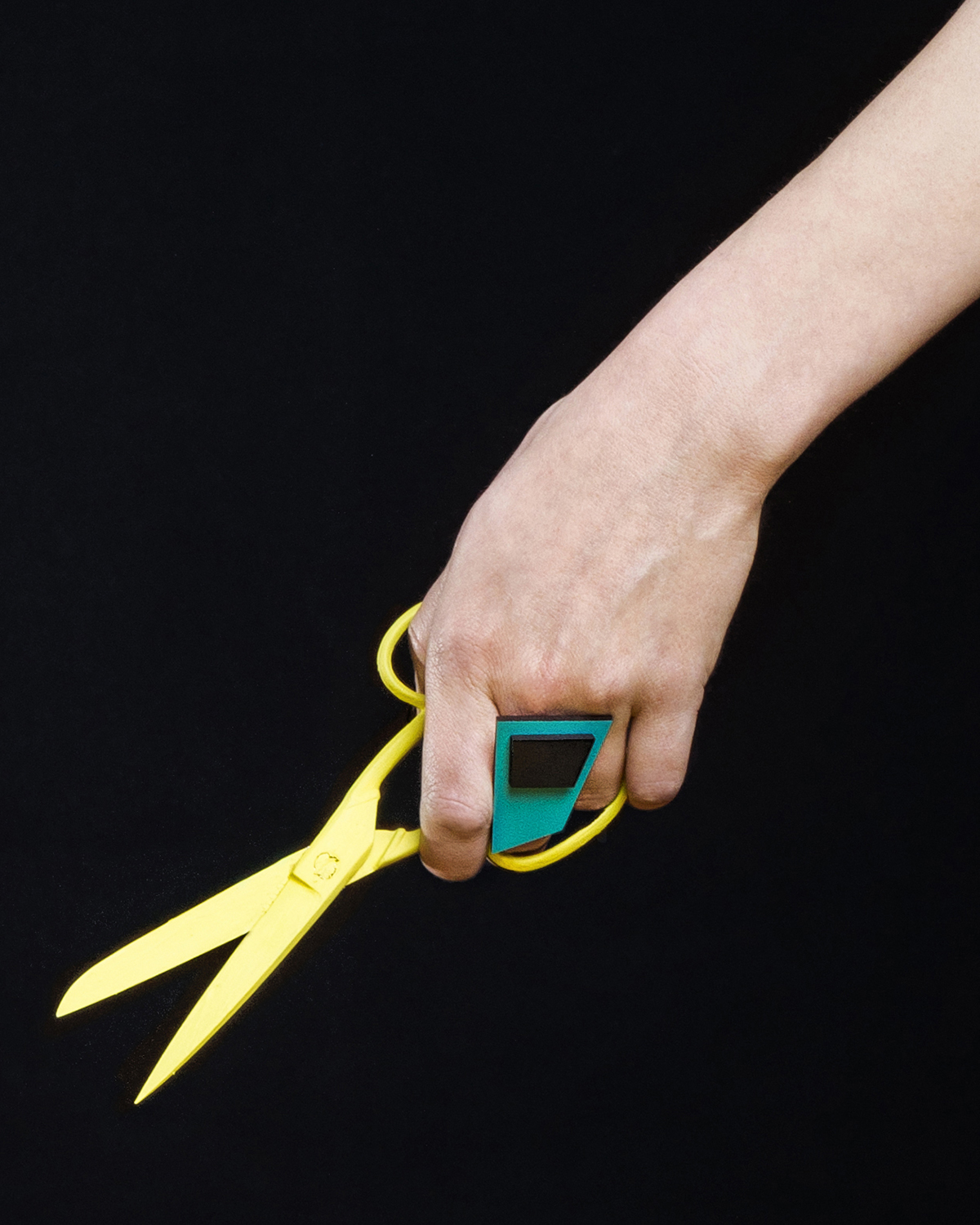Popout ring | Lasercut jewellery | Rename jewelry | Made in Belgrade