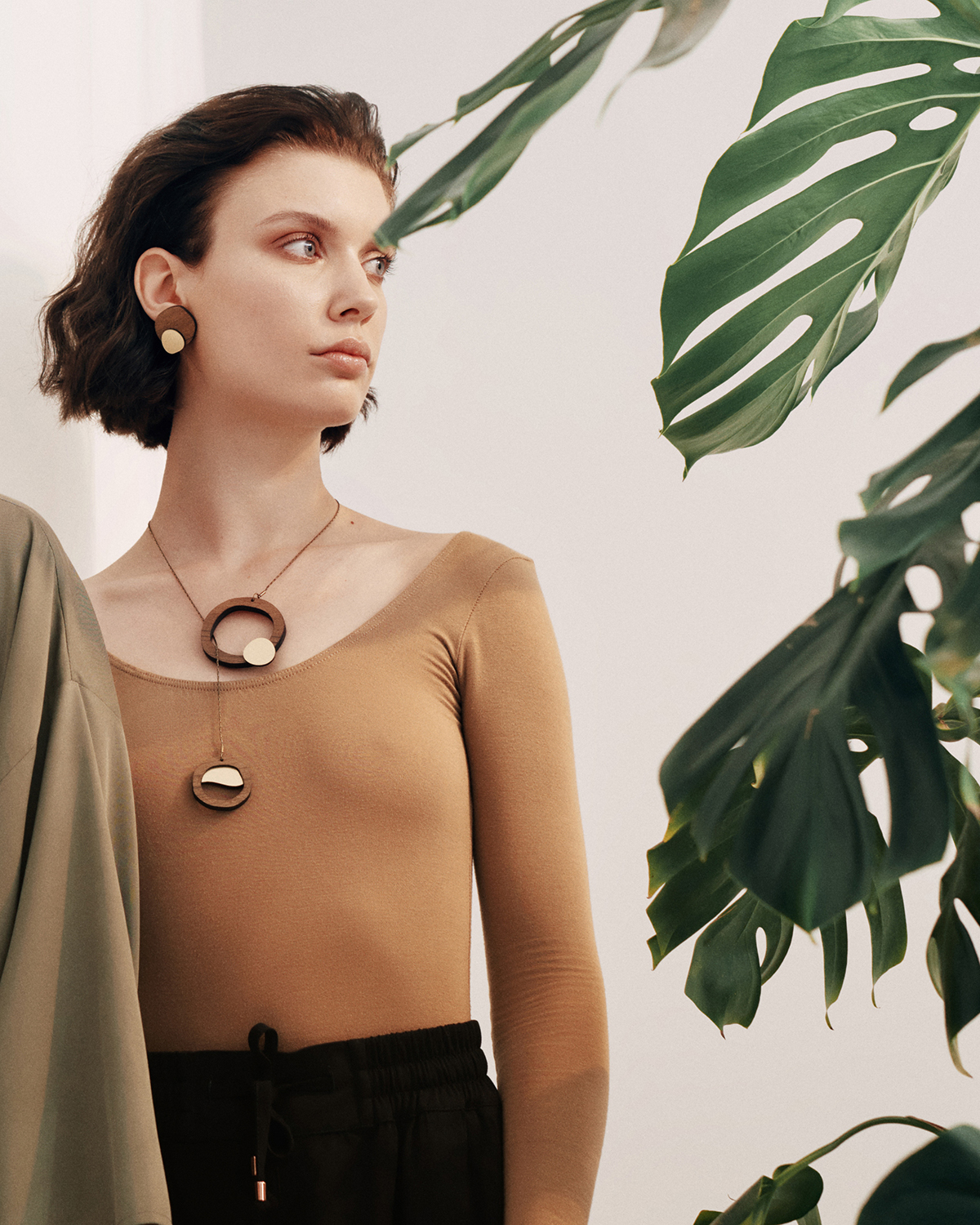 Flow necklace | Lasercut jewellery | Rename jewelry | Made in Belgrade