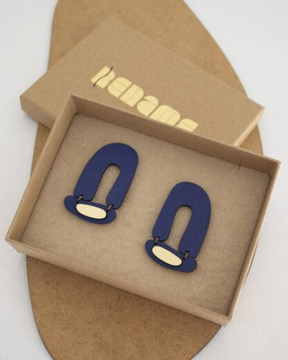 Rename jewelry | Lasercut jewellery | Statement earrings | Made in Belgrade