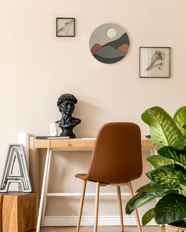 Rename sculpture | Wall art | Home decor | Made in Belgrade