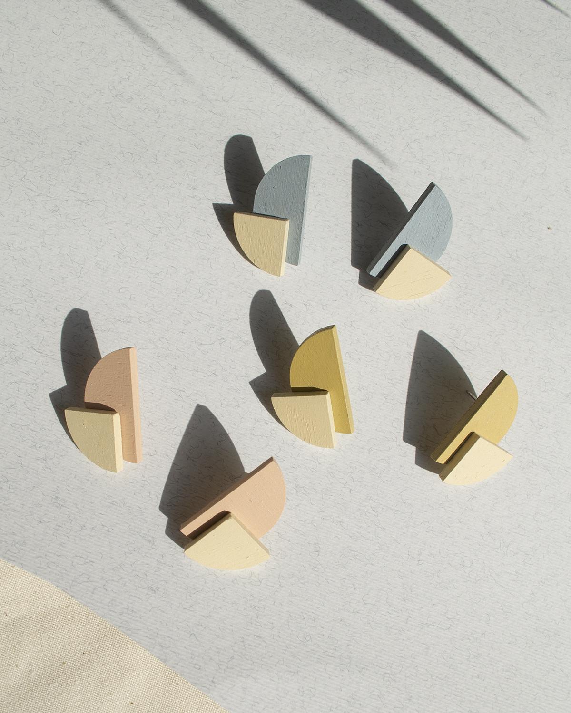 Rename jewelry   Contemporary jewellery   Statement earrings   Made in Belgrade
