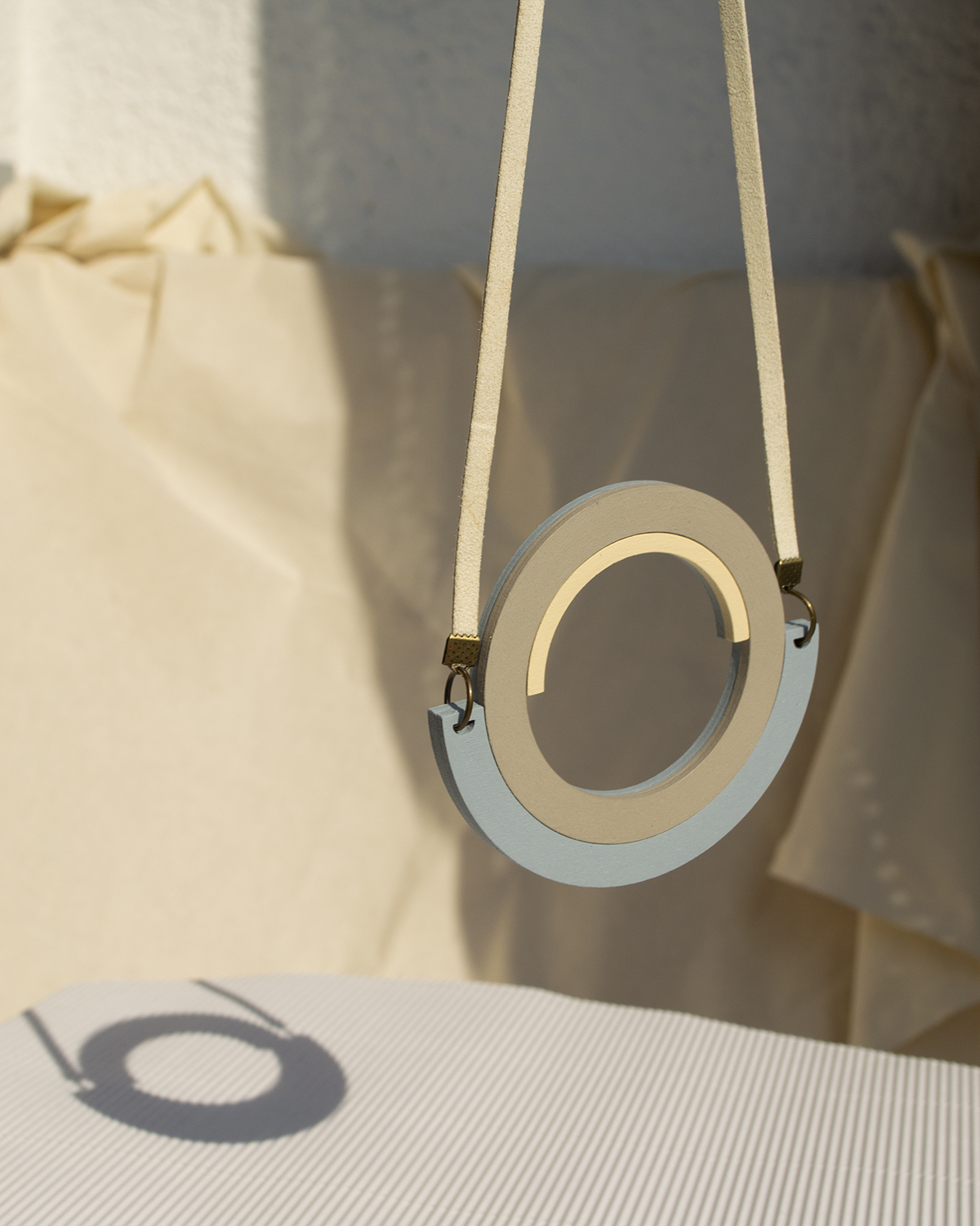 Rename jewelry | Contemporary jewellery | Statement necklace | Made in Belgrade