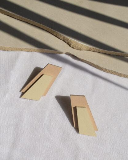 Rename jewelry | Contemporary jewellery | Statement earrings | Made in Belgrade